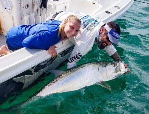Tarpon Fishing Sarasota
