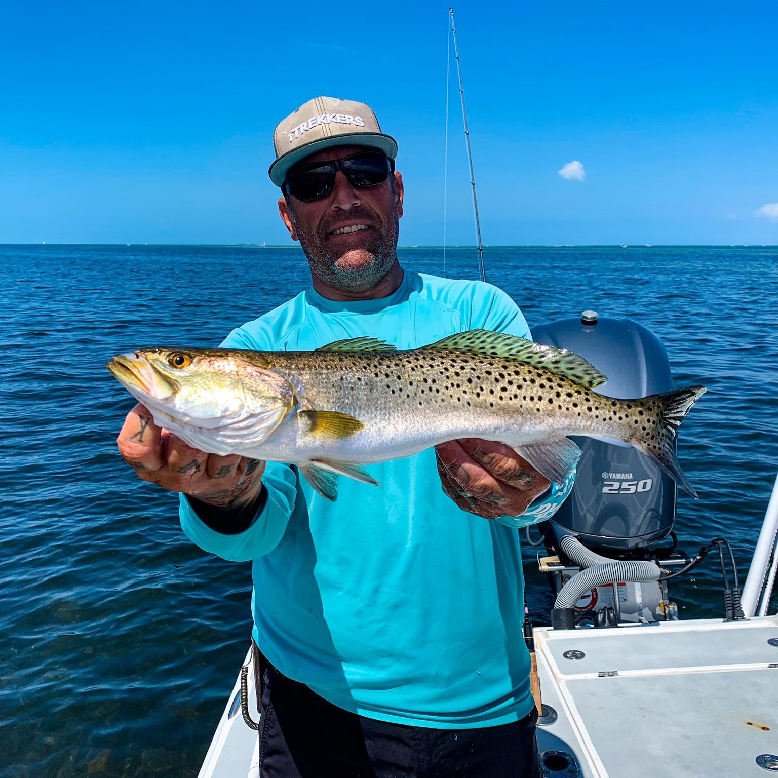 a picture of Anna Maria Island Fishing Charters with Captain Nate