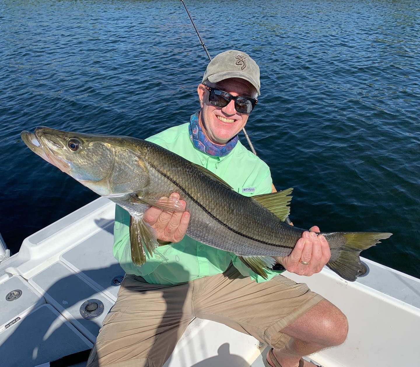 a picture of Spring 2021 Bradenton Fishing Charters: What To Expect with Captain Nate