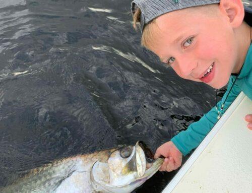 August Fishing In Bradenton