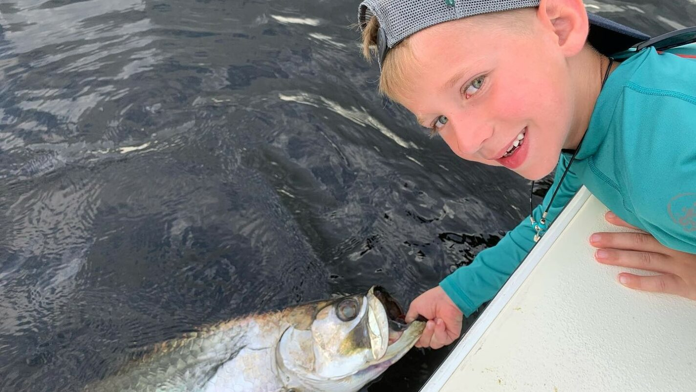 a picture of Anna Maria Island Fishing August 2021 with Captain Nate
