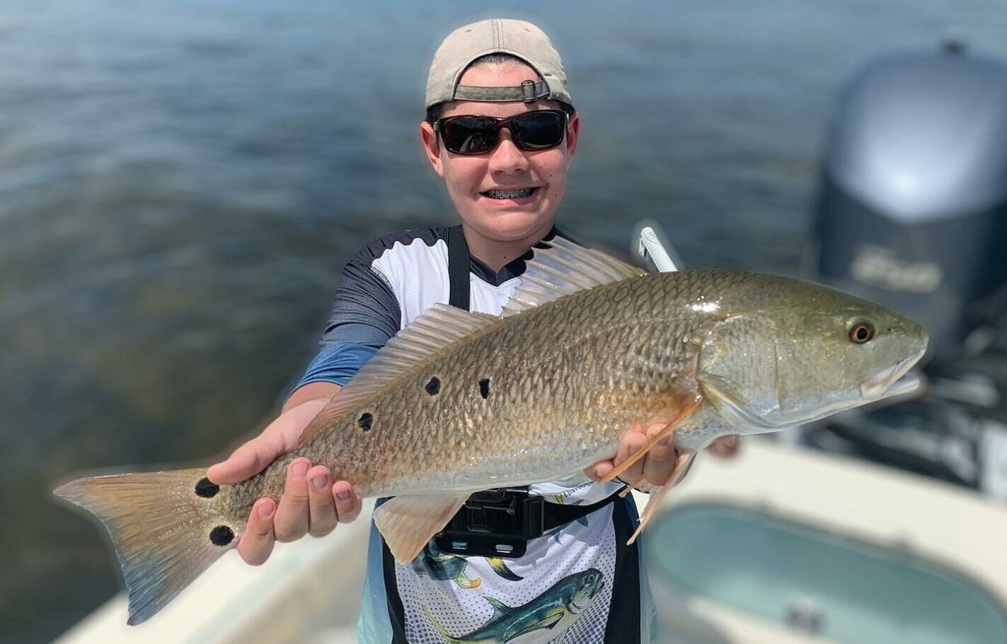 a picture of Fishing Charters Near Holmes Beach with Captain Nate