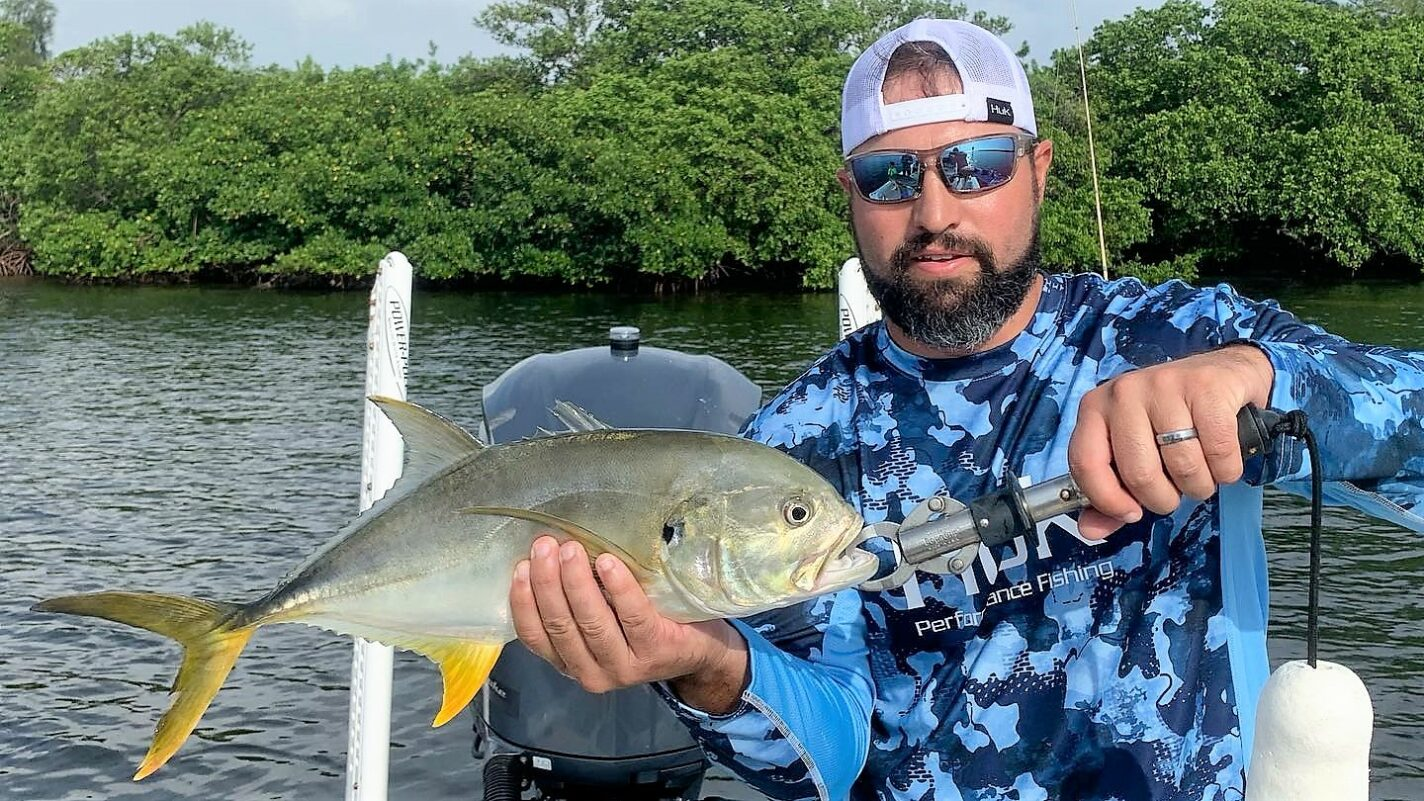 a picture of Bradenton Fishing: September 2021 with Captain Nate