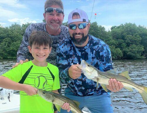 Bradenton Fishing: September 2021